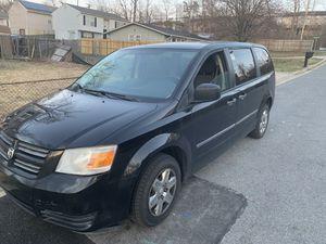 2008 Dodge Grand Caravan for Sale in Landover, MD