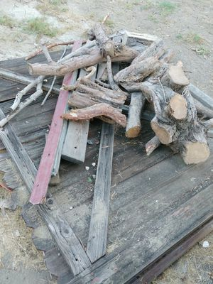 Free Fire Wood for Sale in Downey, CA