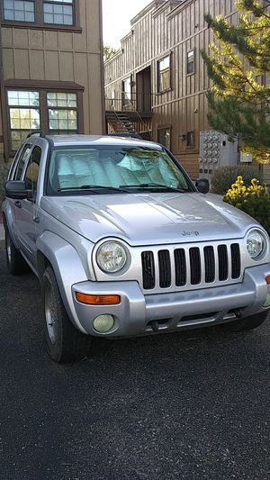 2003 Jeep Liberty for Sale in Overgaard, AZ