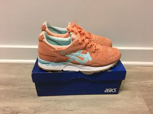 ASICS Gel-Lyte V Coral Reef/Clear Water Size 9.5 for Sale in Washington, MD