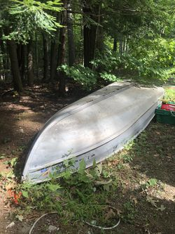 Aluminum boat for Sale in Lee,  NH