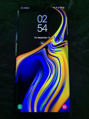 Samsung Note 9 for Sale in Ottumwa, IA