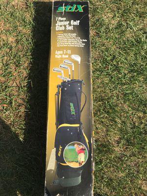 Stix junior golf set for Sale in La Mirada, CA