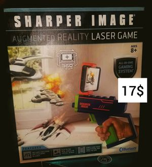Laser game toy for Sale in El Paso, TX