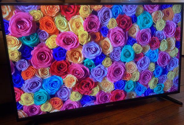 "43"" SAMSUNG 4K SMART TV"