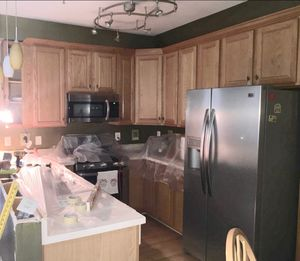 kitchen cabinets for Sale in Alexandria, VA