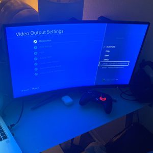 Aoc 27 Gaming Monitor ZELLE ONLY for Sale in Moreno Valley, CA