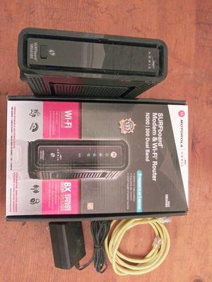 Modem & Wifi Router for Sale in San Antonio, TX