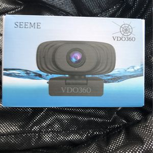 VDO360 1080P Webcam With Microphone for Sale in Tacoma, WA