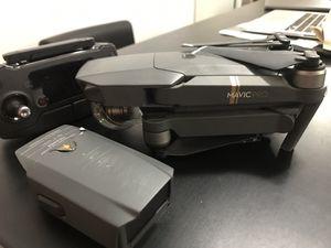 DJI MAVIC PRO DRONE for Sale in Huntington Beach, CA