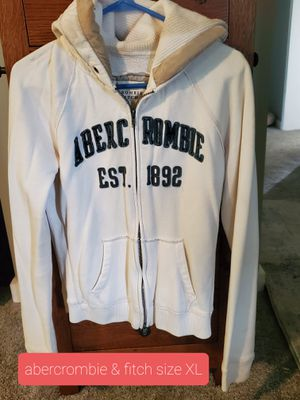 A&f Hoodie size XL for Sale in Rice, VA