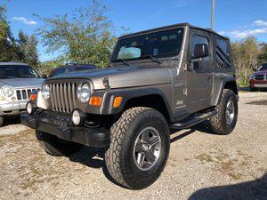 Jeep Wrangler 2004 85k for Sale in Orlando, FL