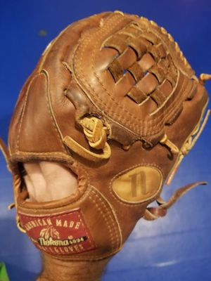 Nokona Pro Glove Softball Baseball 12in - HIGHEST QUALITY $300 value for Sale in Mansfield, TX