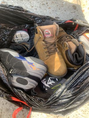 Shoes for free for Sale in Houston, TX