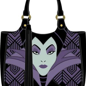 Loungefly Maleficent Tote Handbag Purse -NWT for Sale in Surprise, AZ