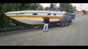 Nice 36' foot boat for Sale in Ontario, CA
