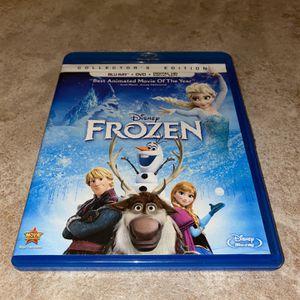 Frozen Blu Ray & DVD for Sale in Phoenix, AZ
