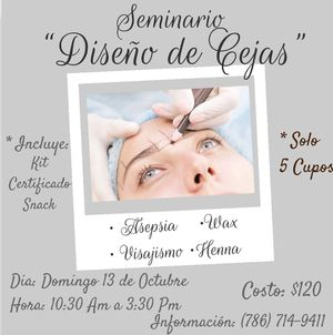 Henna Wax Seminar for Sale in Hialeah, FL