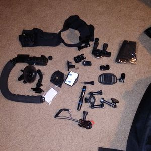Accessories For Gopro Type Cameras for Sale in Phoenix, AZ