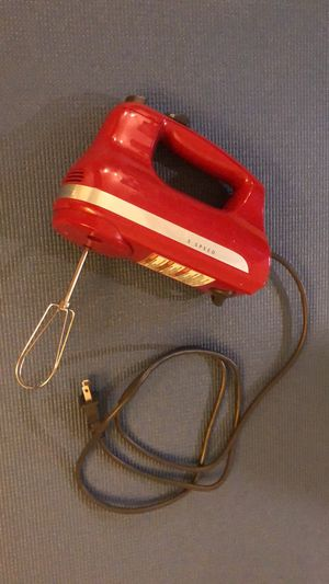 Kitchen Aid Hand mixer for Sale in Providence, RI