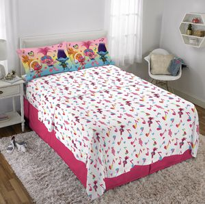 Trolls Sheet Set, Kids Bedding for Sale in Plano, TX