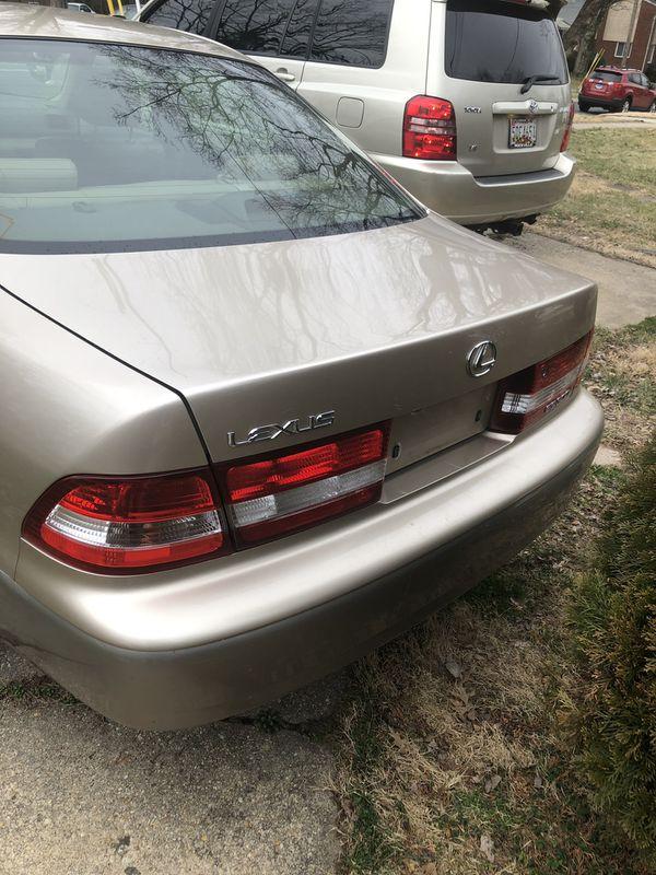 Lo vendo!! Lexus ES300 2000
