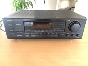 ONKYO A/V Tuner Amplifier TX-SV414PRO for Sale in Los Angeles, CA