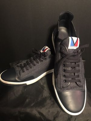 LV canvas and leather shoes for Sale in El Mirage, AZ
