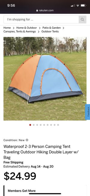 Tent for Sale in Riverside, CA