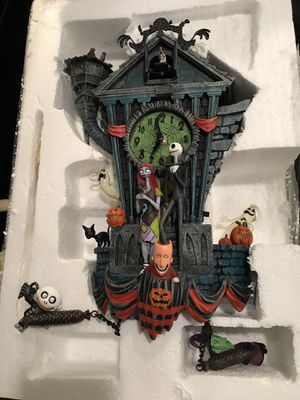 The Nightmare Before Christmas Clock for Sale in Hillsboro, OR