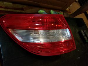 2008-2011 Mercedes Benz C Class Left Side Taillight for Sale in Seattle, WA