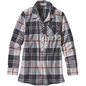 Patagonia Featherstone Tunic Long Sleeve Plaid S for Sale in Denver, CO