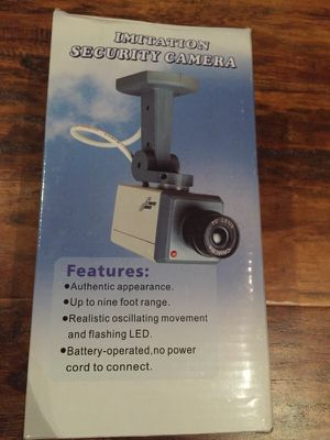 Imitation Security Camera for Sale in Austin, TX