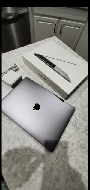 2017 Macbook Pro Apple laptop computer 13 inch e learning video conference mac for Sale in Lithia, FL