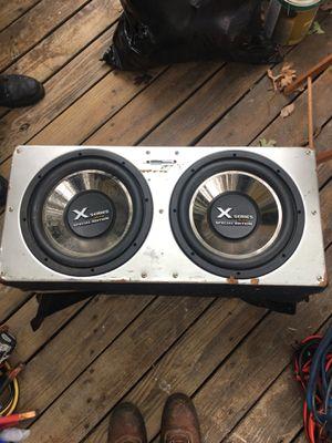 X series speaker for Sale in Richmond, VA