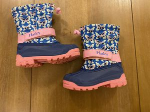 Hatley Toddler Girls Snow Boots :: EUC, Size 11 for Sale in Seattle, WA