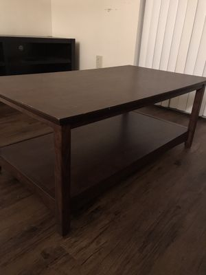 Coffee table for Sale in Plantation, FL