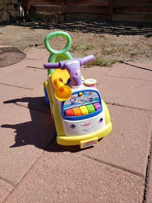 Fisher Price kid's car for Sale in Colorado Springs, CO