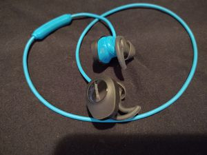 Bose soundsport blue for Sale in Tampa, FL