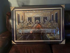 Art last supper for Sale in Riverside, CA