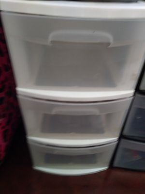 Plastic Drawers for Sale in Oviedo, FL