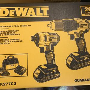 Dewalt Dck277c2 Drill And Impact Driver Kit for Sale in St. Louis, MO