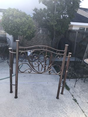 Twin Metal Bed Frame for Sale in San Angelo, TX
