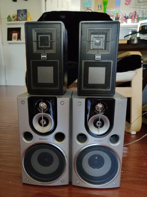 Free Sony speakers for Sale in Pasadena, CA
