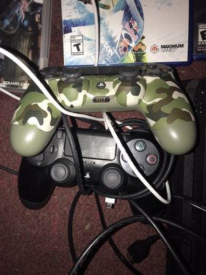 I have 15 games to go with itTo controller for Sale in Pittsburgh, PA