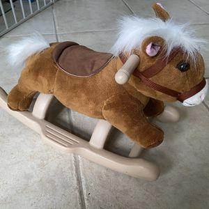 Rocking Horse for Sale in Pompano Beach, FL
