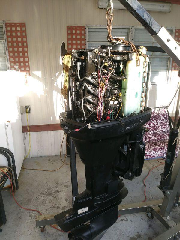 boat motor  hp   sale  tampa fl offerup