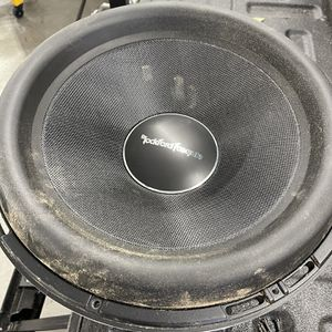 "Rockford Fosgate 16"" T2 Subwoofer for Sale in Lakeside, CA"