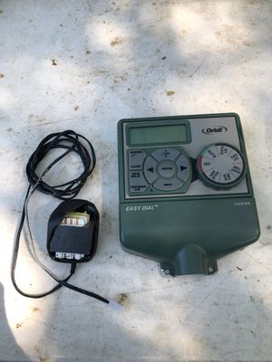 Orbit sprinkler control unit for Sale in Fair Oaks, CA