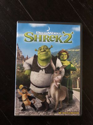 Shrek 2 Widescreen for Sale in Plantation, FL